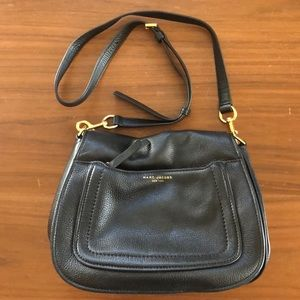 Black Marc Jacobs purse - basically new!